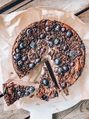 High Protein Cheesecake